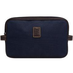 【国内现货】Longchamp/珑骧 男女中性织物手拿包洗漱包 1005 080图片