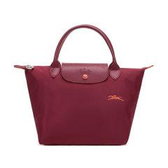 【国内现货】Longchamp/珑骧 2020秋冬 女士LEPLIAGECLUB系列小号织物短柄可折叠手提包饺子包 1621 619图片