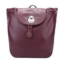 Longchamp/珑骧 女士CAVALCADE系列羊皮双肩包 1398 956图片