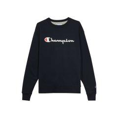 【包税】Champion/冠军 美版情侣款草写logo长袖圆领卫衣 GF88H-Y06794图片