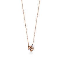 【预售两周发货】Return to Tiffany™ Love Bugs 系列 瓢虫可调节项链  63464724图片