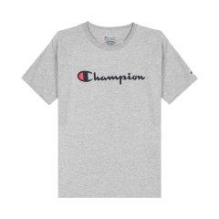 【包税】Champion 冠军 男士草写logo圆领短袖T恤  GT23H-Y06794图片