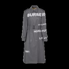 【包邮包税】 BURBERRY 20秋冬女士风衣 80299261图片