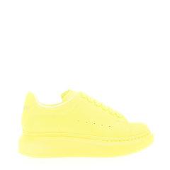 Alexander McQueen/亚历山大麦昆 20年春夏 百搭 男女童通用 儿童休闲鞋/帆布鞋 612095W4M51图片