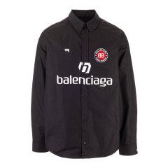Balenciaga/巴黎世家 20年秋冬 百搭 男性 男士长袖衬衫 642269TYB18图片