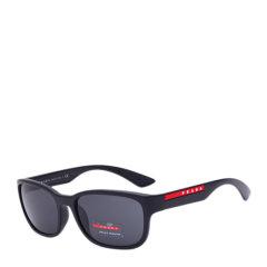 PRADA/普拉达太阳镜男士黑框墨镜红标运动系列防紫外线眼镜SPS05V-F图片