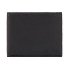 【包邮包税】Calvin Klein 男士皮质礼盒装短款钱包图片