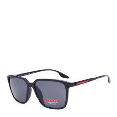 PRADA/普拉达偏光镜男女款方框亚版太阳镜驾驶开车旅行眼镜红标运动系列墨镜SPR06V-F P图片
