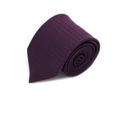 【礼盒装 礼物】HERMES/爱马仕 真丝领带 双色H图案提花领带图片