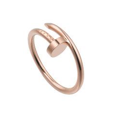 【预售两周发货】卡地亚 Cartier 戒指 JUSTE UN CLOU戒指 小号款 玫瑰金 宽度:1.8毫米 B4225800图片