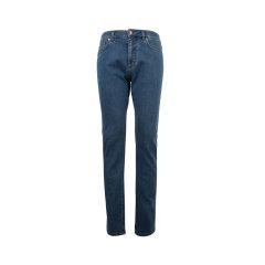 VERSACE/范思哲棉质蓝色休闲男士牛仔裤A83814 A230581 A89D图片