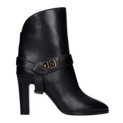 Givenchy/纪梵希 20年秋冬 百搭 女性 黑色 短靴 BE601SE0LF black图片