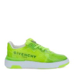 Givenchy/纪梵希 20年秋冬 百搭 男性 logo 绿色 休闲运动鞋 BH002WH0PH 734图片
