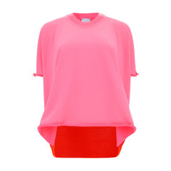 Bottega Veneta/葆蝶家 20年秋冬 百搭 女性 logo 红色 女士针织衫/毛衣 629983VKWC0 5003图片