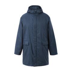 PRADA/普拉达 深蓝色连帽男士棉服 男士外套 大衣 SGN950 Q04 F0D57图片