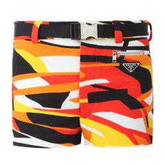 PRADA/普拉达 印花 男士短裤 休闲裤 运动裤 裤子 男裤 UB347 1TT0 F0010图片