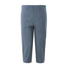 PRADA/普拉达 蓝灰色 男士七分休闲裤 男士休闲裤 运动裤 裤子 男裤 SPG56 1S6X F0K62图片