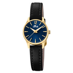 Lotus/路特斯手表 女表新款 时尚小表盘皮带腕表 手表女图片