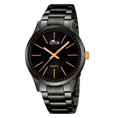 Lotus/路特斯手表 男士手表潮表大表盘男表钢带商务 手表男图片