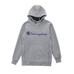 日版 champion冠军 功能性卫衣 草写 长logo 保暖透气卫衣 2020新款 男女同款图片