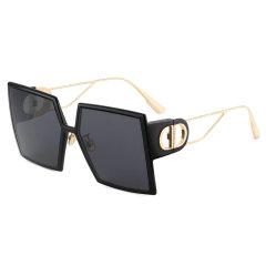 DIOR/迪奥 20年海报走秀新款太阳镜 女士超大方形显脸小眼镜 太阳眼鏡墨镜 30MONTAIGNE图片