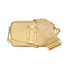 Marc Jacobs/马克雅各布斯  新品 专柜经典款金色银色女士单肩包斜挎包 M0015323-040图片