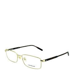 MontBlanc/万宝龙 商务 休闲 长方形 合金 全框 男女款 光学镜架 近视 眼镜框 眼镜架 MB0087O 56/58mm MontBlanc 万宝龙图片