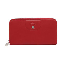 Longchamp/珑骧 女士 皮质长款钱包 3426 737图片