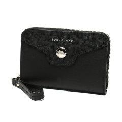 Longchamp/珑骧 女士GAMEON系列 牛皮卡包零钱包 3606 HLQ图片