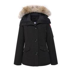 【20秋冬】CANADA GOOSE/加拿大鹅 女士黑色/深蓝色连帽外套 女士羽绒服 2530L图片