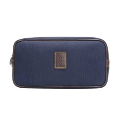 Longchamp/珑骧 男女中性织物配皮手拿包化妆包 1034 080图片