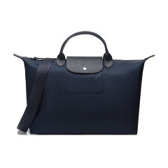 Longchamp/珑骧 女士LE PLIAGE NEO系列织物短柄手提单肩斜挎包饺子包 1630 598图片