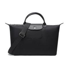 【国内现货】Longchamp/珑骧 女士LE PLIAGE NEO系列织物短柄手提单肩斜挎包饺子包 1630 598图片