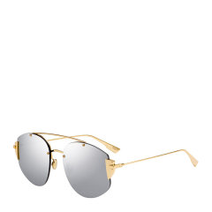 DIOR/迪奥 个性 时尚 合金 无框 轻薄 女士 太阳镜 反光镜片 多色可选 墨镜 眼镜 DIORSTRONGER 58mm DIOR 迪奥图片