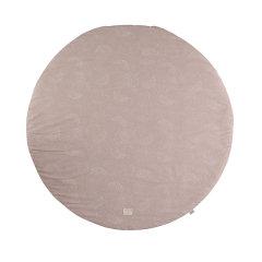 Nobodinoz 孩童秘密法国进口满月圆形游戏垫(小)105X105图片