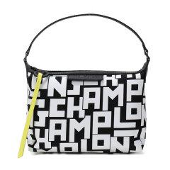 【国内现货】Longchamp/珑骧 女士LEPLIAGELGP系列织物字母图案手提单肩包 10039 412图片