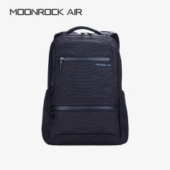 MoonRock/梦乐 新款双肩包商旅背包可调节时尚男包14寸电脑包 尼龙商务包图片