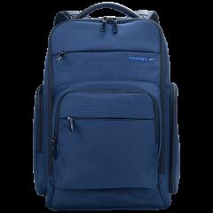 MoonRock/梦乐 新款双肩包商旅背包可调节尼龙时尚男包14寸电脑包图片