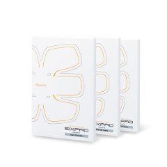 【Abs Fit 2啫喱贴】C罗SIXPAD Abs Fit 2 健腹器配套啫喱贴腹部用(1/3/6/12盒装)图片