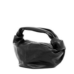 Bottega Veneta/葆蝶家  女士黑色皮质手提包 629635VCP418803图片