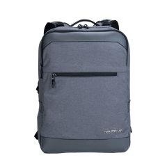 MoonRock/梦乐双肩包 时尚男包商务电脑包 16.5寸 旅行休闲男士双肩包 聚酯纤维图片