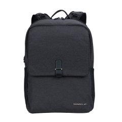 MoonRock/梦乐双肩包 轻潮商务休闲包 16.5寸电脑包 聚酯纤维图片