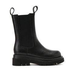 【2020秋冬新款】 DK UGG/DK UGG 短靴 女式新款头层牛皮英伦风切尔西短靴图片