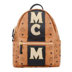 MCM/MCM男女士通用系列时尚人造革小号双肩背包MMK8SVE84图片