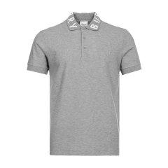 【大陆现货秒发】爆款主推 BURBERRY/博柏利 burberry服装 巴宝莉 男装 纯棉 灰色 男士短POLO 短袖T恤 80135011图片