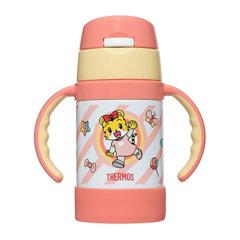 THERMOS/膳魔师 儿童吸管保温杯适用于5个月以上宝宝双耳手柄方便抓握280ml FEC-283S图片