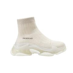 【2020秋冬新款】 DK UGG/DK UGG 女士休闲运动鞋 20新款女式飞织果冻厚底运动鞋图片
