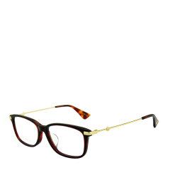 GUCCI/古驰 时尚 优雅 长方形 椭圆形 板材 合金 全框 女士 光学镜架 2色可选 近视 平光 眼镜框 眼镜架 GG0759OA 54mm GUCCI 古驰图片