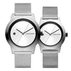 Jacob Jensen/雅各布延森手表 手表男新款手表女简约防水时尚石英钢带皮带手表图片