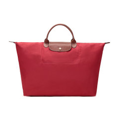 Longchamp/珑骧女士LePliage系列织物短柄可折叠旅行袋手提包1624089556图片